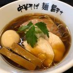 醤油そば(麺 昌まさ)