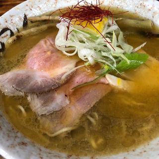 蟹塩そば(麺屋 裕)