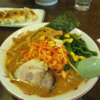 みそラーメン(一兆堂ラーメン 荏田店)