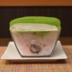 織部氷(さくら氷菓店 )