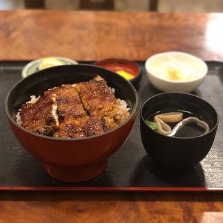 上丼(鰻乃路 (ウナノジ))