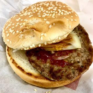 ハンバーガー(ドムドムハンバーガー 笹丘店 )