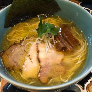 釣鐘ホワイト(塩)(麺処 田なか(仮))