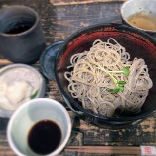 辛味大根粗挽き蕎麦(蕎麦料理 はやうち )