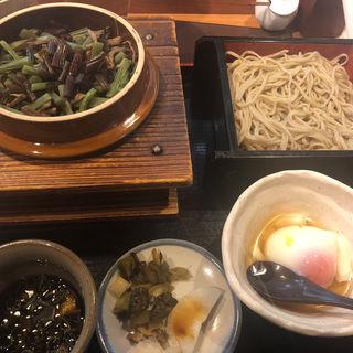山菜釜飯セット(山がや )