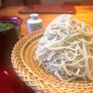 鴨汁そば(たかま )