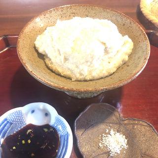 蕎麦がき(そばがき屋 ぐーちょきぱー )