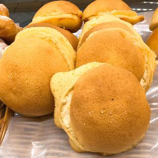 ブリオッシュたまごパン