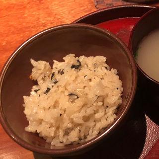 トリュフ釜めし(月 (tsuki))