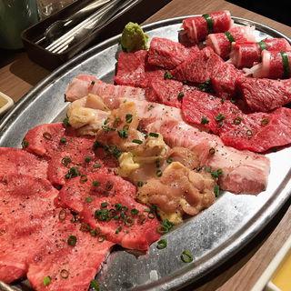 塩焼き(肉と日本酒 )