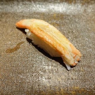 ずわい蟹(おたる政寿司 本店)