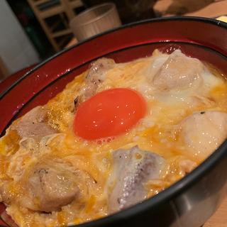親子丼(鶏味座 ダイバーシティー東京店 (とりみくら))
