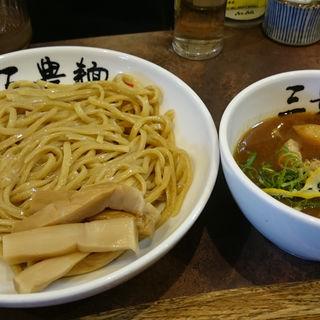 濃厚魚介つけ麺(三豊麺 十三店 (サンホウメン))