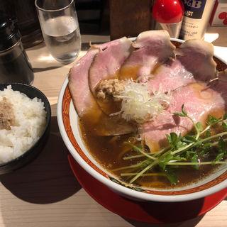 淡麗肉中華そば(YAMACHAN)
