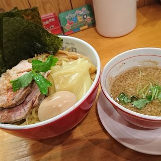 ザハハ鶏つけそば中盛り(ムタヒロ 大阪福島店 )