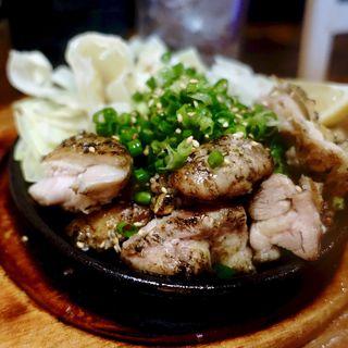 鶏もも炭火焼き(薩摩乃蔵 (さつまのくら))