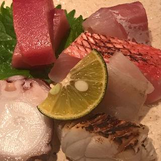 季節の魚料理 各種(並木橋なかむら )