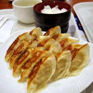 ぎょうざ定食(リンガーハット イオンモール石巻店 (Ringer Hut))