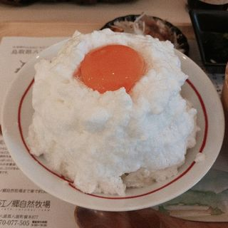 天美卵たまごかけご飯 DAISEN(だいせん)(大江ノ郷自然牧場 HANARE 空港店)