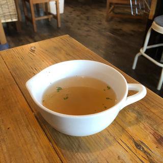 スープ(あおぞら珈琲店)