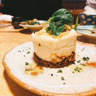 ポテトサラダ(日本酒バル 醸ス)