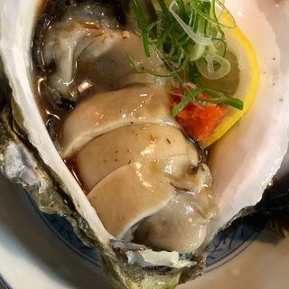 牡蠣ポン酢(丸八寿司 八事店 (まるはちずし))