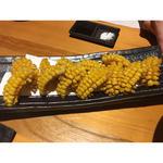 玉蜀黍の素揚げ