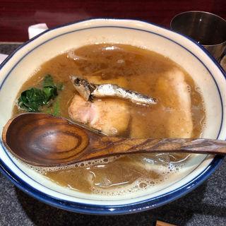 鶏出汁中華(別邸三く 中華㐂蕎麦 萃)