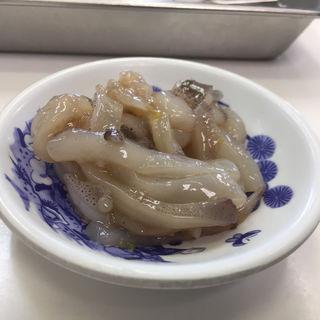 イカの塩辛(天ぷらのひらお 早良店 )