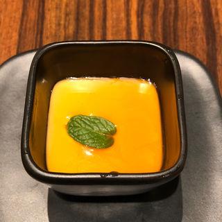 牛乳プリン(香膳)
