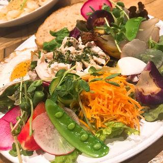 農園野菜のサラダランチ(GRIP (グリップ))