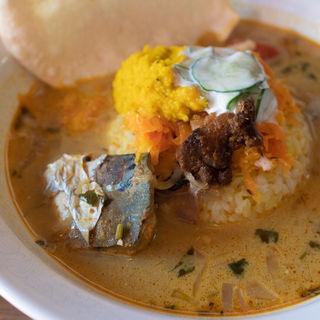 魚カレー(パイシーパイス)