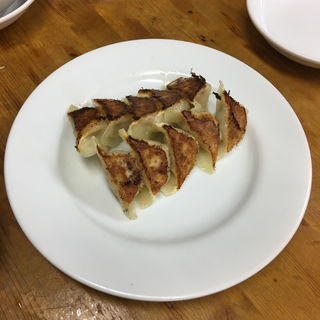 焼き餃子(宝雲亭 (ほううんてい))