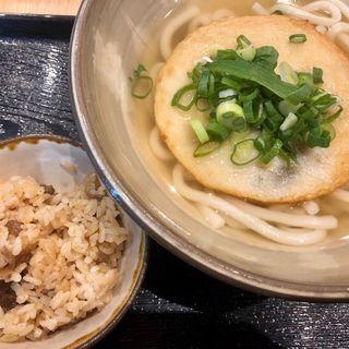 丸天うどん かしわ飯(よかよか )
