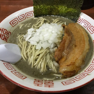 煮干中華ソバ(麺や而今 (じこん))