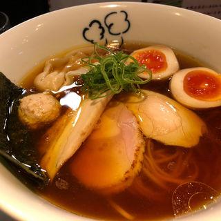 特製鶏醤油ラーメン(鶏喰 (~TRICK~))