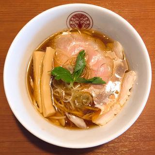 鶏醤油らぁ麺(らぁ麺 とうひち )