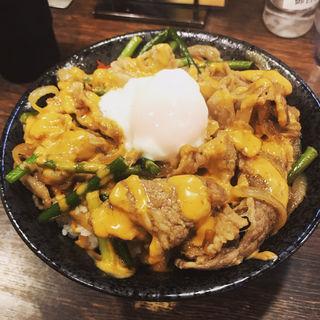 すたみなジャンカル丼(伝説のすた丼屋 お茶の水店 )
