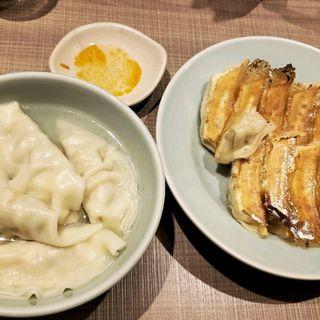 焼き餃子 水餃子(宇都宮みんみん ホテル アール・メッツ店 )