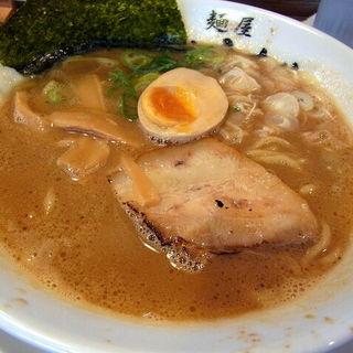 鶏清湯ラーメン