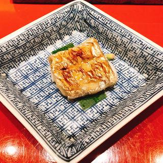 太刀魚(鮨 銀座 鰤門 (すし ぎんざ しもん))