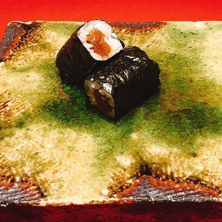 かんぴょう巻き(鮨 銀座 鰤門 (すし ぎんざ しもん))