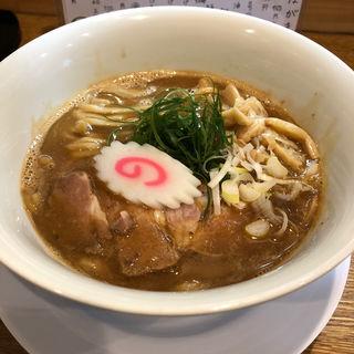 鶏そば しょうゆパンチ(中華そば桐麺)