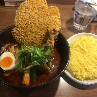 特選チキンカリー(札幌ドミニカ 銀座店 (DOMINICA))