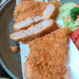 特選ロースかつ定食(喜多呂 )