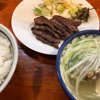 牛タン定食(牛たん 太助 分店 (たすけぶんてん))