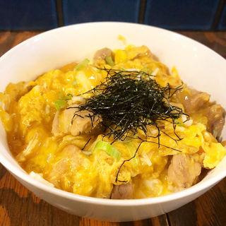 親子丼(まんぼう食堂)