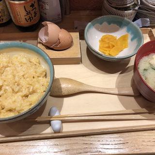 卵かけご飯(赤坂うまや )