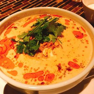 痺れ坦々麺(アジアンビストロDai 武蔵小杉店)