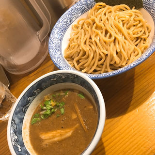 濃厚つけ麺(大盛)(道玄坂マンモス)